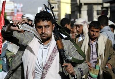 Miliziani yemeniti (Infophoto)