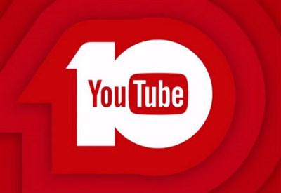 I 10 anni di YouTube