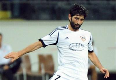 Namig Yusifov, 28 anni, centrocampista del Qarabag (INFOPHOTO)