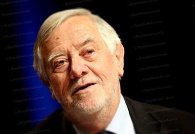 Il paleontologo Yves Coppens (Immagine d'archivio)