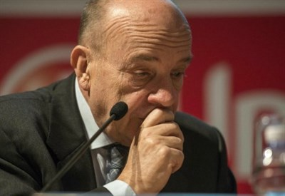 Gustavo Zagrebelsky (LaPresse)
