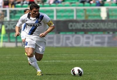 Javier Zanetti, ex giocatore dell'Inter (INFOPHOTO)