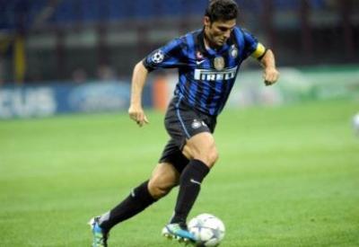 Javier Zanetti (Infophoto)