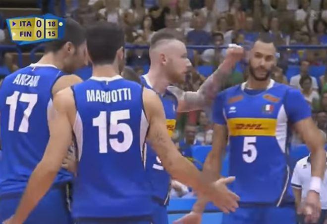 Zaytsev zar della nazionale italiana di volley - Youtube