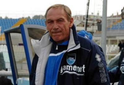 Zdenek Zeman, allenatore Pescara (Infophoto)