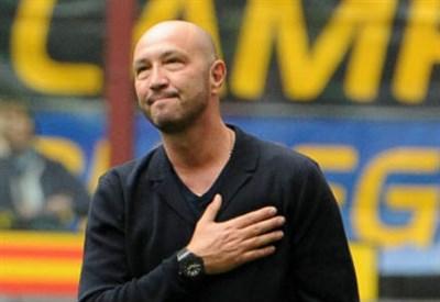 Walter Zenga, nuovo allenatore della Sampdoria (Infophoto)