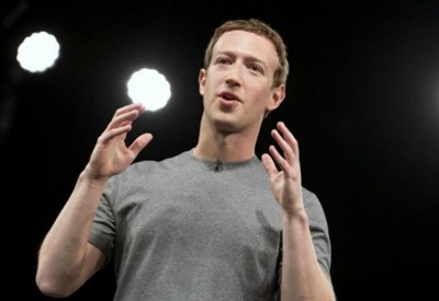 Mark Zuckerberg (LaPresse)