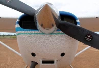 Un aereo Cessna