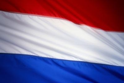 bandiera olandese (foto Ansa)