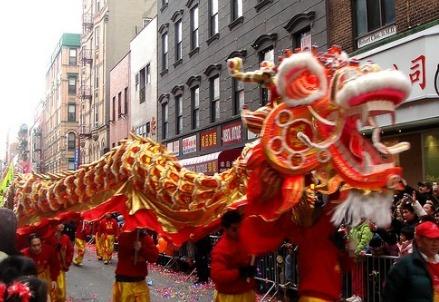 Il capodanno cinese - l'anno della scimmia