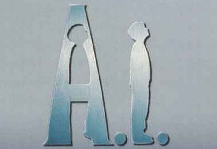 Il Logo del film Artificial Intelligence