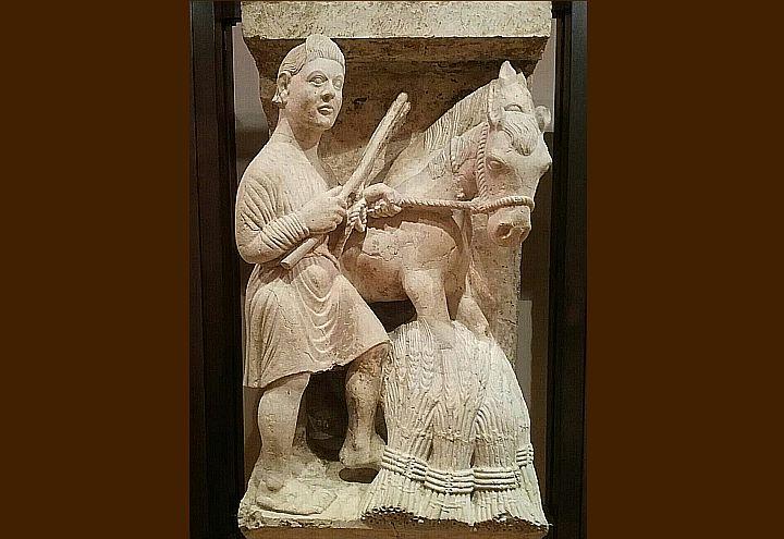 Il Maestro dei Mesi (1220-1226) - Duomo di Ferrara