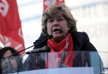 Susanna Camusso, Cgil (LaPresse)