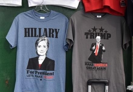 Clinton e Trump (Foto: Lapresse)