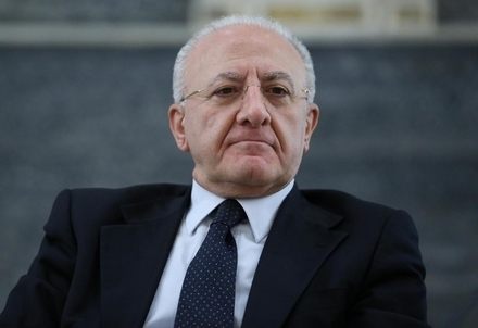Vincenzo De Luca (LaPresse)