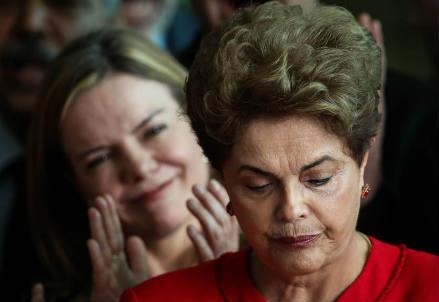 Dilma Rousseff (LaPresse)