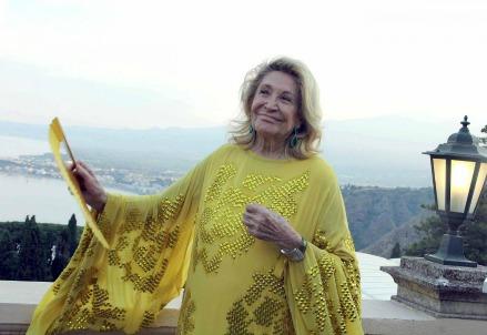 Marta Marzotto (Foto: Lapresse)
