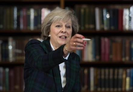 Theresa May (Lapresse)