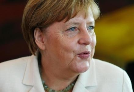 Il cancelliere tedesco Angela Merkel (LaPresse)