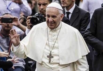 Papa Francesco (Lapresse)