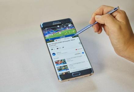 Samsung Galaxy Note 7 (LaPresse)