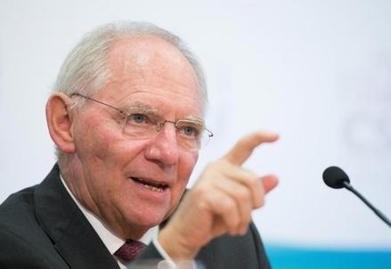 Wolfgang Schaeuble (LaPresse)