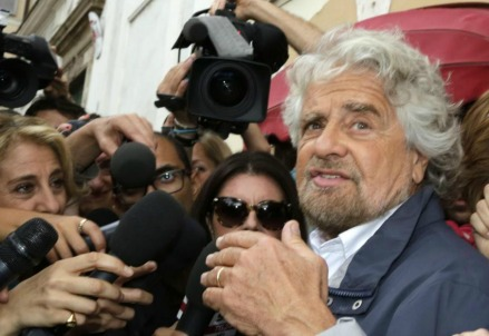 Beppe Grillo (Lapresse)