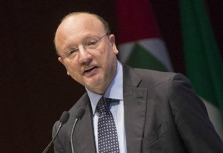 Il presidente di Confindustria, Vincenzo Boccia (LaPresse)