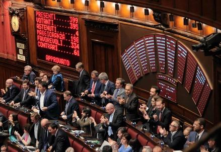 Camera della Repubblica (Foto: LaPresse)