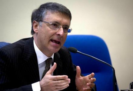 Raffaele Cantone, presidente dell'Autorità nazionale anticorruzione (LaPresse)