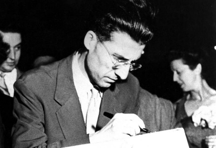 Cesare Pavese (1906-1950) (LaPresse)
