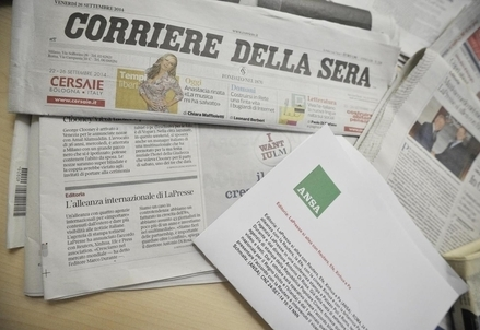 Esame Giornalista 2016 (LaPresse)