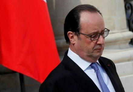 Francois Hollande (Lapresse)