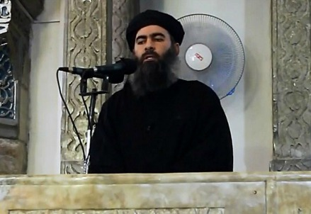 Abu Bakr al Baghdadi (LaPresse)