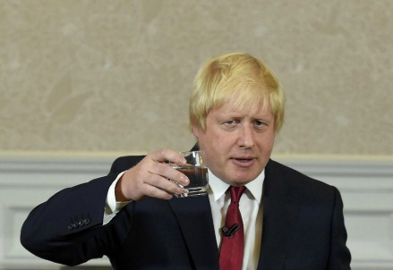 Boris Johnson - La Presse