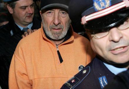 Donato Bilancia nel 2005 (LaPresse)