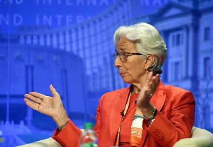 Christine Lagarde, Direttore del Fmi (Lapresse)