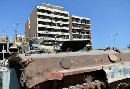 Guerra in Libia (Foto: LaPresse)
