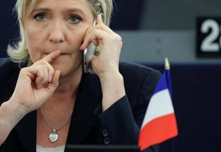 Marine Le Pen (LaPresse)