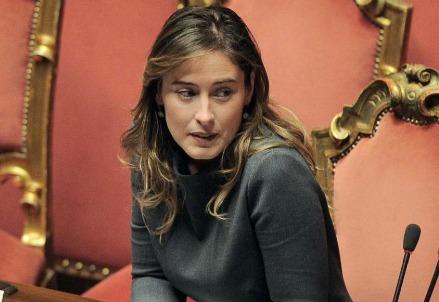 Maria Elena Boschi (Foto: LaPresse)
