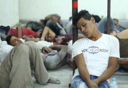 Migranti (Foto: LaPresse)