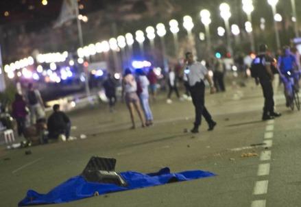 Attentato Nizza (Foto: LaPresse)