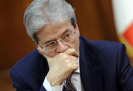 Paolo Gentiloni (LaPresse)