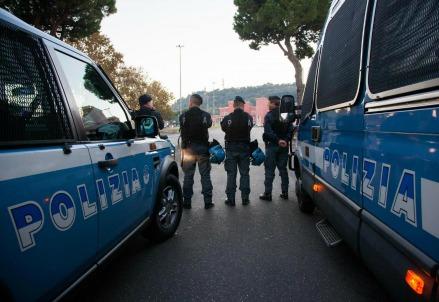 Polizia di Stato (Foto: LaPresse)