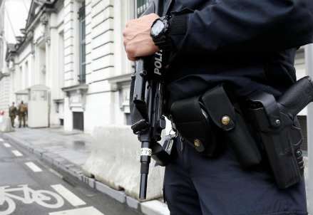 Allerta terrorismo (Foto: LaPresse)