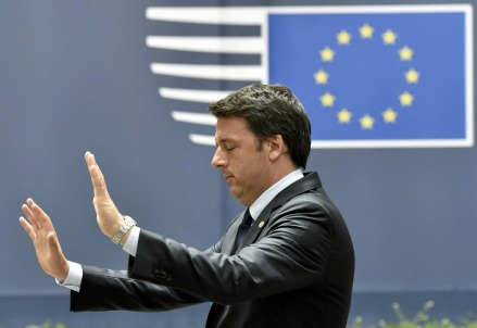 Matteo Renzi (Foto: Lapresse)