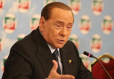 Silvio Berlusconi (LaPresse)