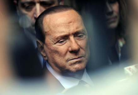Silvio Berlusconi (Foto LaPresse)