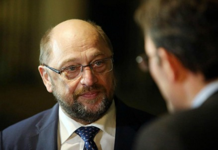 Martin Schulz (LaPresse)