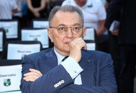 Giorgio Squinzi (Lapresse)